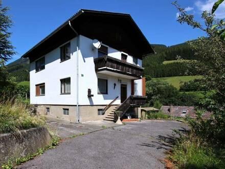 #preiswertes Ein- bis Zweifamilienhaus # mit Garage und Grundstück # 3 Autominuten vom Skigebiet entfernt # IMS Immobil…