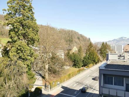 Zentral und verkehrsgünstig gelegene 3-Zimmerwohnung in Feldkirch zur Miete