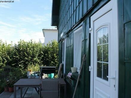 Superbaugrund mit Holzhaus in Gablitz zu verkaufen