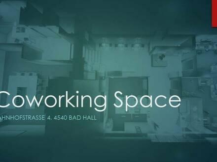COWORKING SPACE - IN ZENTRALER LAGE VON BAD HALL!!!