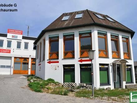 10m2 - 1500m2! Ab 25€ Netto/Monat! Industriegelände Donnerskirchen! Büro, Geschäft, Lager, Werkstatt!