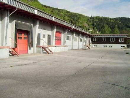 K A P F E N B E R G - Produktions- Lagerhalle und Büro
