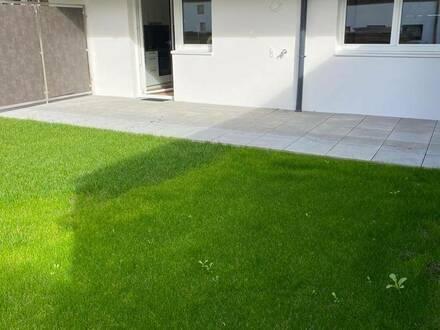 Neue 3 Zimmer Garten Wohnung mit großer Terrasse