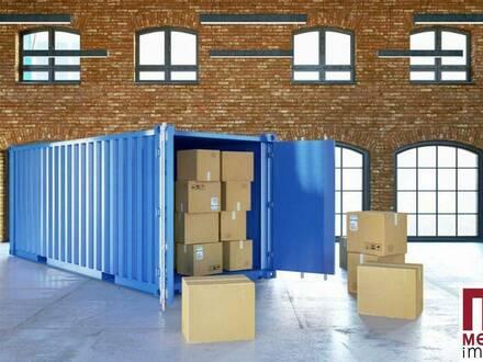 Neue Lagerboxen für Privat und Gewerbe