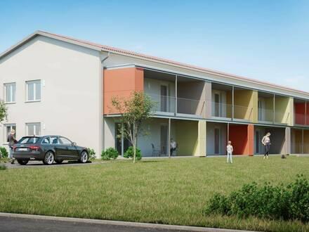 Neubauprojekt in Geboltskirchen, 2-Zimmer-Eigentumswohnung Top 6