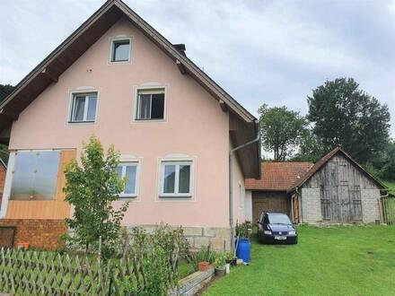 +++Schönes Einfamilienhaus in purer Natur+++