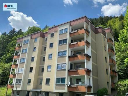 Gepflegte 3-Zimmer Eigentumswohnung in Leoben-Hinterberg