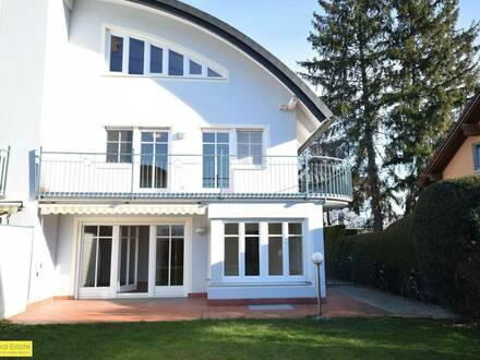 """""""LEOPOLDSKRON/RIEDENBURG - Große Doppelhaushälfte mit Garten und Einliegerwohnung in Premiumlage mit Charme """""""