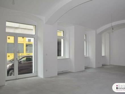 U4 Kettenbrückengasse - Wunderschönes saniertes Geschäftslokal/Büro/Atelier