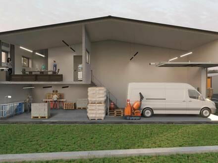 140m² Mieten Sie hier Ihr neues Büro mit großer Lagerfläche