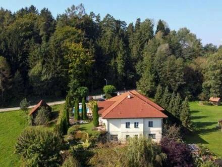 Familientraum südlich von Graz ++ Wohnen und Arbeiten unter einem Dach