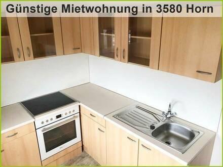 WEITBLICK - Gemütliche, günstige Mietwohnung in Horn in der Nähe des Krankenhauses und Gymnasiums - WG-fähig