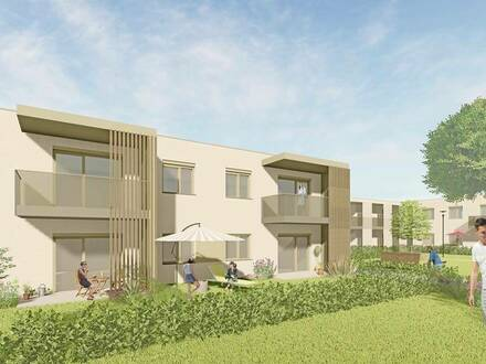 Wohnung mit Garten in Purbach