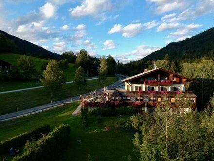 Hotel in Aussichtslage im Schi- und Wandergebiet Lienzer Dolomiten