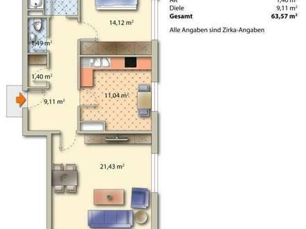 Wohnung in Top Lage in Leibnitz/Linden