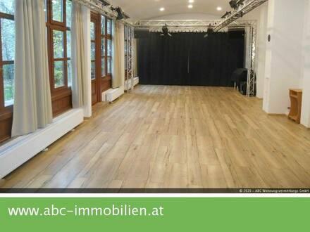360 m2,Büro / Seminare mit großem Veranstaltungsraum ,ausgebauten Keller und 233m2 Garten mit Terrasse,Grünruhelage