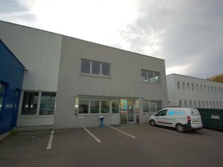 Biedermannsdorf: modernes Betriebsobjekt mit Büro & Lager zu vermieten