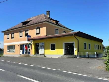 Vermietetes Wohn- und Geschäftshaus