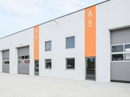 St. Pölten-Nord Neubau Hallen und Büros - provisionsfrei für den Mieter