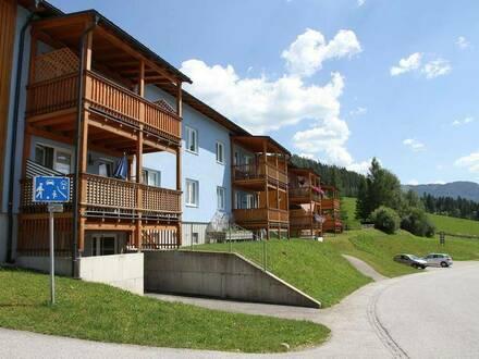 Sonnige 2-Zimmer-Mietwohnung in St. Sebastian / Mariazell