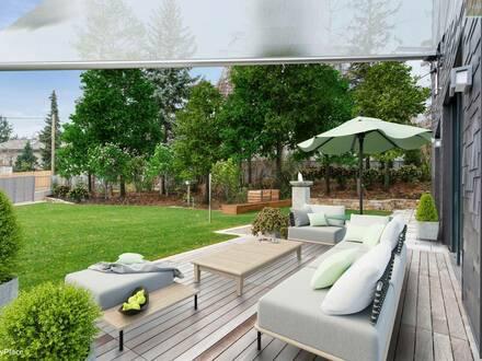 Designervilla mit nachhaltigem Wohnkomfort in Hietzing