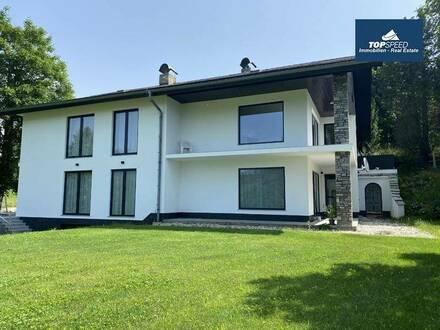 Wohnen am See - 158,88 m² Gartengeschoss - Appartment mit großem Garten