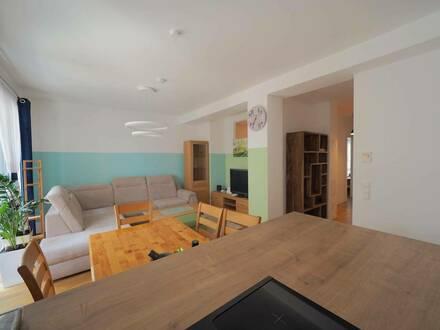 Familienglück - 3 Zimmer - Terrasse und Balkon!