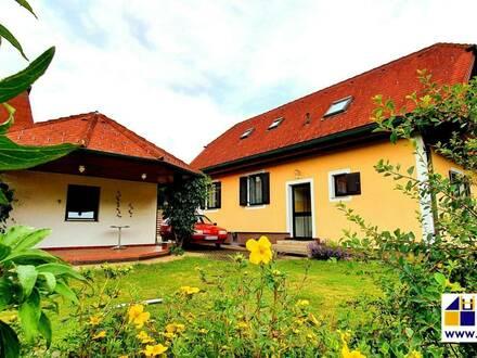 """Wunderschönes Einfamilienhaus im Dorfverband, ca. 159m² WNfl, ca. 658m² """"wochenendfreundlicher"""" Grund – Kaufpreis 189.000…"""