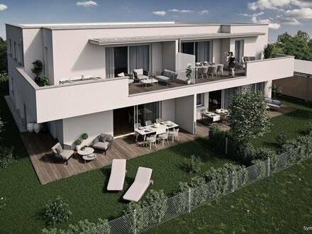 Steinhaus bei Wels - Ihre neue Gartenwohnung - Schaffen Sie Werte für Generationen!