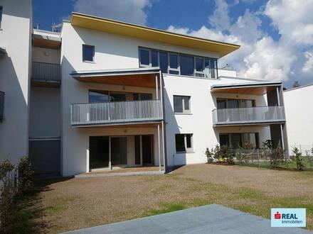 Provisionsfrei für den Käufer - Große helle Gartenwohnung mit Bergpanorama