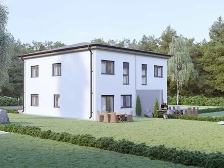 Moderne Doppelhaushälften in ruhiger Siedlungslage