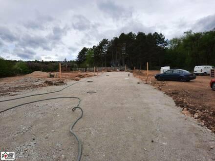 2721 Bad Fischau , 8(noch 4 verfügbar)frei planbare Baumeisterhäuser mit Fernblick!!!!!