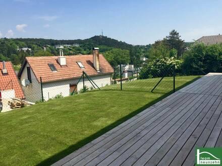 !!!Helle 2 Zimmer-Gartenwohnung! Voll ausgestattete Küche! Hochwertige Ausstattung - Absolute Ruhelage in Hinterbrühl - Ideal…