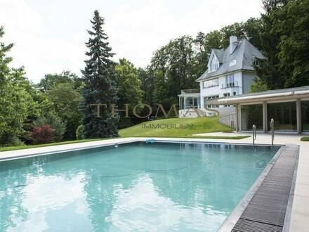 Super Luxus - Noble Familienvilla südlich von Wien