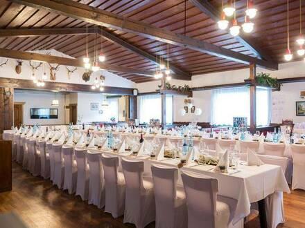Gut eingeführtes Landhotel/Restaurant mit großem Veranstaltungssaal (Bezirk Spittal/Drau)