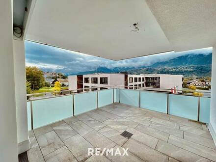 Wattens: Schöne 3 Zimmer Mietwohnung mit Terrasse und Tiefgaragenabstellplatz