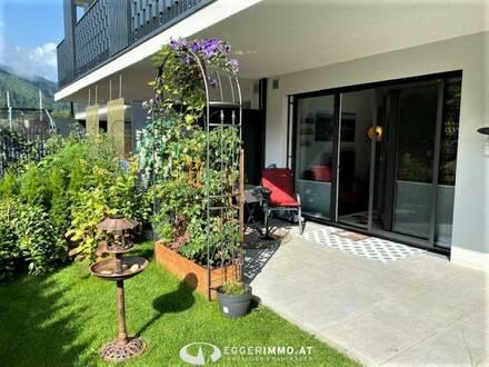 5671 Bruck: die GELEGENHEIT: neuwertige 2 Zimmerwohnung Gartenwohnung, 45 m² in Bruck, teilmöbliert, Tiefgarage, Lift i…
