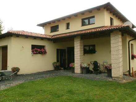 Neuer Preis! Modernes Einfamilienhaus mit grosser Terrasse, Garten, nähe Oberwart.