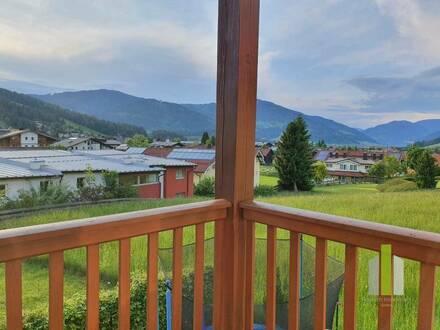 Flachau: Sonnige ruhige 2-3 Zimmer Whg mit Balkon und TG