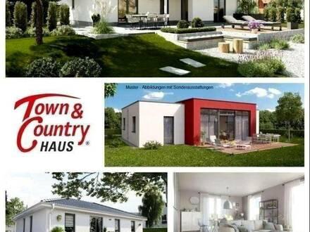 Nahe Alberndorf/Gallneukirchen - Schlüsselfertiger TC-Ziegelmassivbungalow mit Fußbodenheizung und ebenes Grundstück mi…