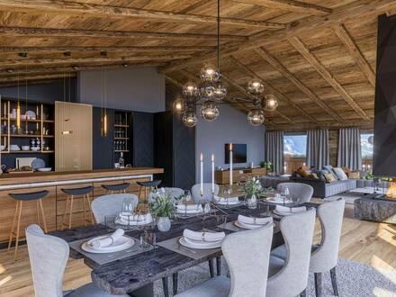 """""""Sonnberg Suites"""" - Top 6: einzigartiges Penthouse in begehrter Lage"""