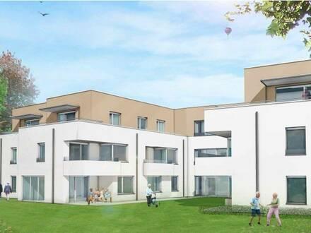 Betreutes Wohnen in Kirchstetten – schöne sonnige Terrassenwohnung