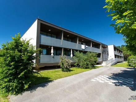 Ernsthofen - schöne 2 Zimmerwohnung im Erdgeschoss