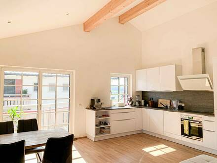 Mattsee: 4-Zimmer-Wohnung, Top A7