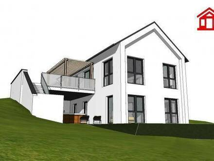 Neubau Einfamilienhaus in Dobl