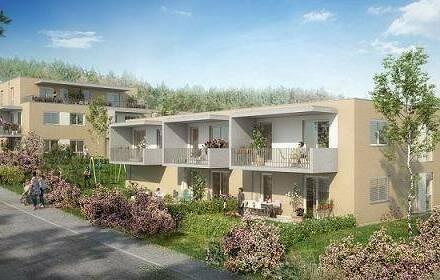 PROVISIONSFREI - St. Margarethen - ÖWG Wohnbau - geförderte Miete mit Kaufoption - 3 Zimmer