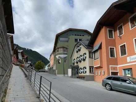 Wohnen mit Anspruch - moderne 3-Zimmer-Etagenwohnung im Zentrum von Werfen