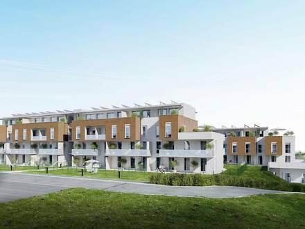 PROVISIONSFREI - Geförderte Maisonettewohnung im schönen Kainbach! Neubau - Erstbezug!