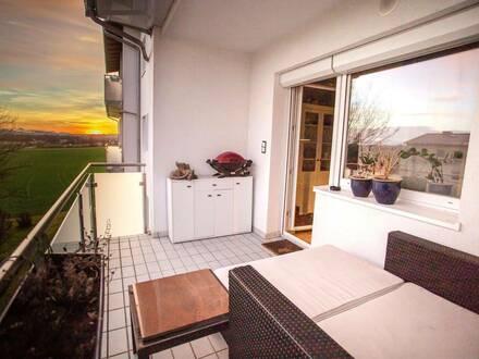 St. Florian/ Zentrum: Gemütliche 72 m² Wohnung mit Balkon