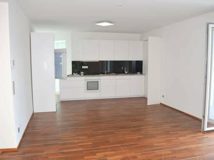 Exklusive 3 Zimmer Garten-Wohnung mit ca. 90m², Terrasse u Garten ca.37 m², ruhige Lage, toller Panoramablick, nahe Hau…